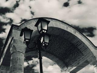 black & white travel sky vintage photography