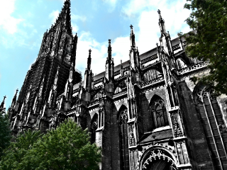hdr architecture