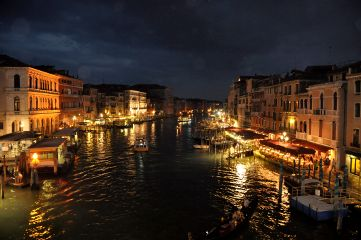 venezia travel summer night nikon