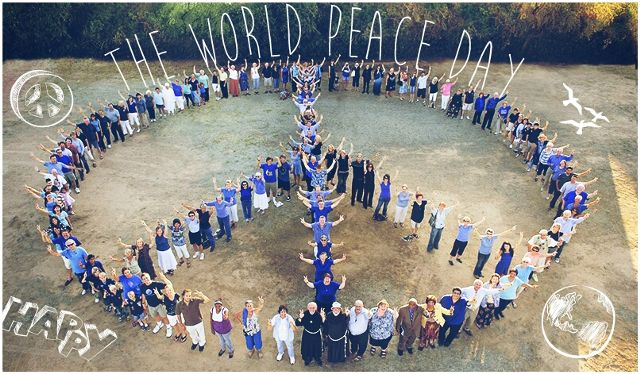 World Peace Day Poster Graphic Design Contest