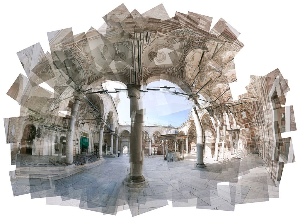 art of panography