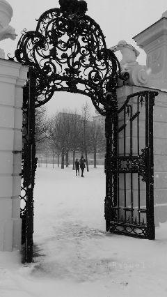 photography blackandwhite travel snow emotions